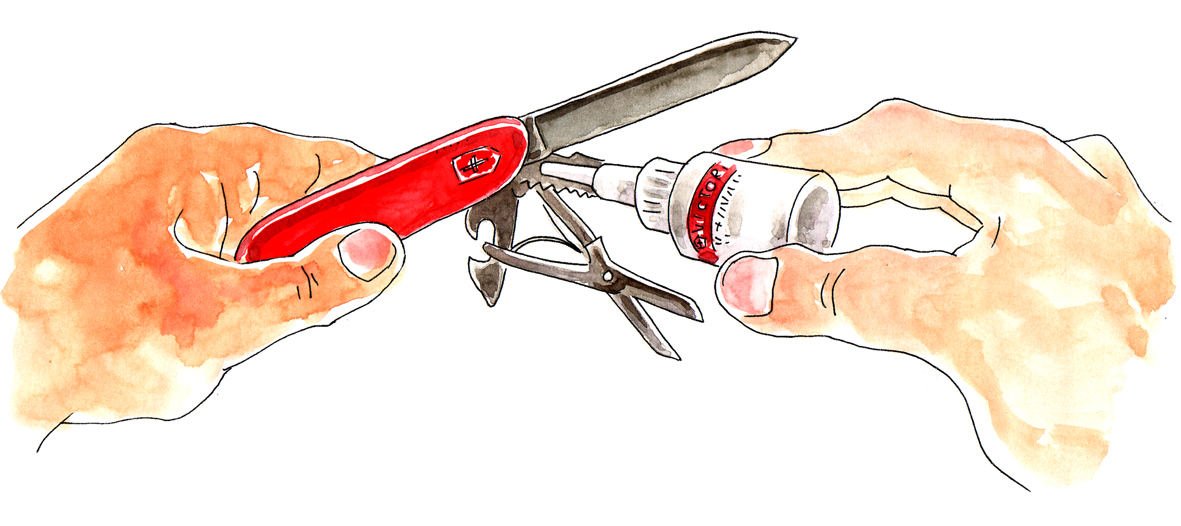 G ナイフ